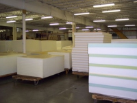 Single Bed Qualux Foam Rubber